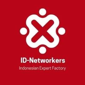 idn logo merah
